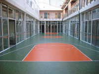 Devon Rubber Flooring