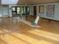 Somerset Floor Restoration